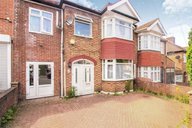 Thumbnail Terraced house for sale in Carnanton Road, London