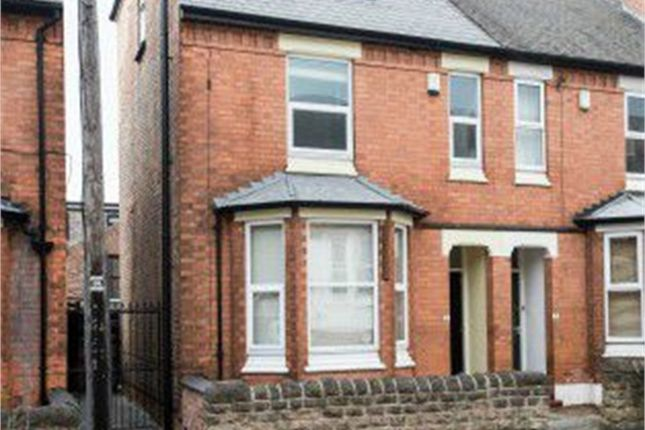 Thumbnail End terrace house to rent in Teversal Avenue, Nottingham