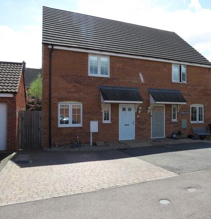 Thumbnail Property to rent in Darbyshire Close, Deeping St. James, Peterborough