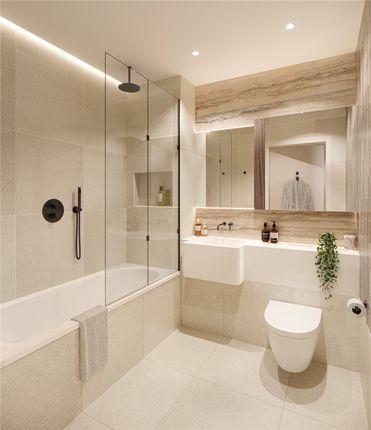 Bathroom of King's Road Park, London SW6