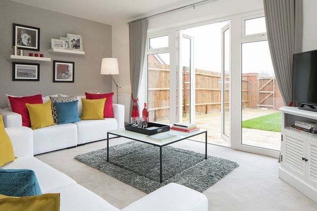 """Thumbnail Town house for sale in """"The Fossdale"""" at Westlake Avenue, Hampton Vale, Peterborough"""