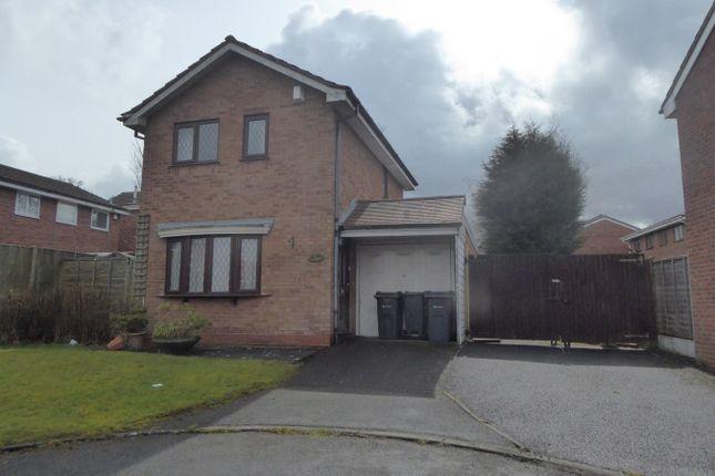 Thumbnail Detached house for sale in Cookes Croft, Birmingham
