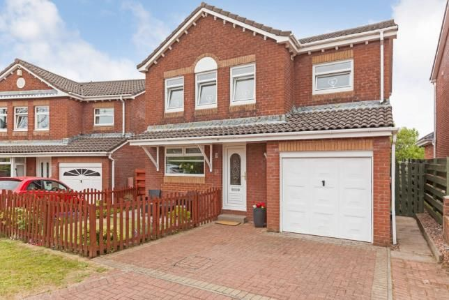 Thumbnail Detached house for sale in Ardmore Place, Greenock, Inverclyde