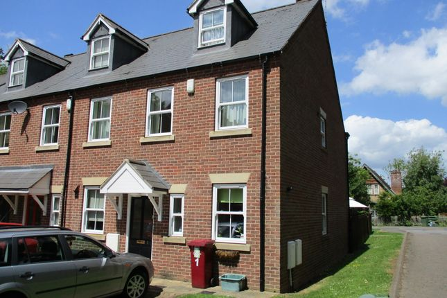 Thumbnail Mews house to rent in Woodland Gardens, Scunthorpe