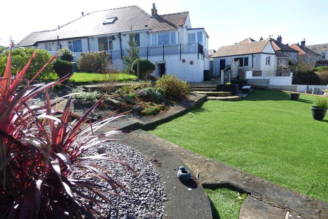 Thumbnail Semi-detached bungalow for sale in Wilson Grove, Heysham, Morecambe