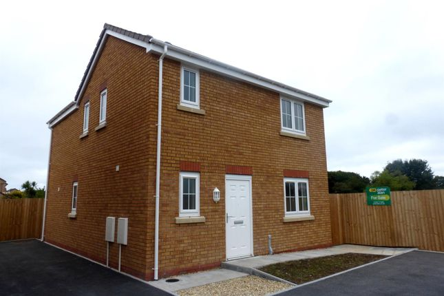 Thumbnail Detached house for sale in Tythegston Court, Nottage, Porthcawl