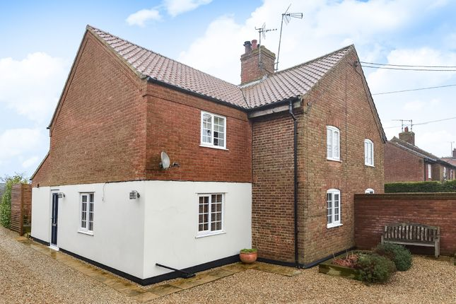 Thumbnail Semi-detached house for sale in Bircham Tofts, King's Lynn