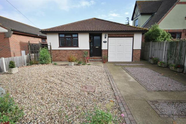 Thumbnail Detached bungalow for sale in Edith Road, Kirby-Le-Soken, Frinton-On-Sea
