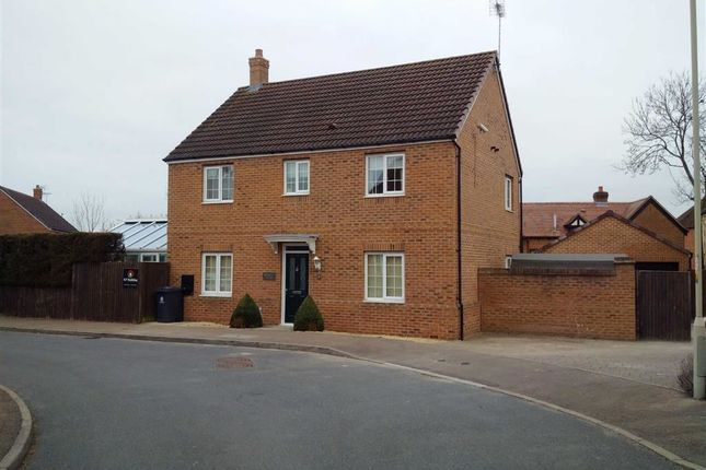 Thumbnail Detached house for sale in Stanbridge Way, Quedgeley, Gloucester
