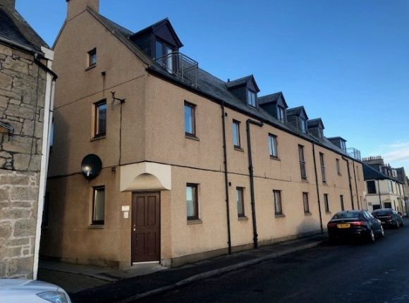 Thumbnail Flat to rent in Branderburgh Quay, Lossiemouth
