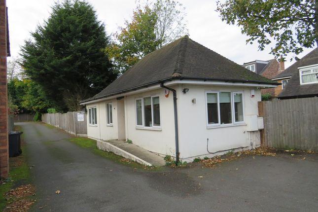 Thumbnail Detached bungalow for sale in Marlborough Road, Castle Bromwich, Birmingham