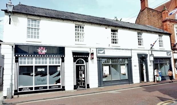 Thumbnail Commercial property for sale in 19 Pillory Street, Nantwich, Cheshire