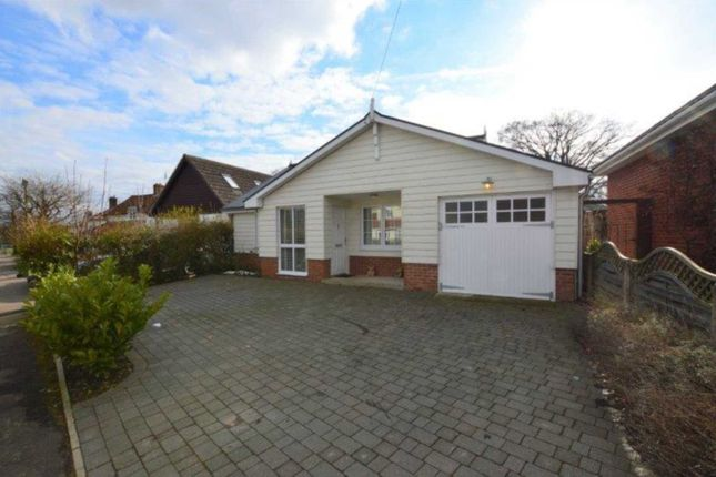 Thumbnail Bungalow for sale in Oakfields Road, Cringleford, Norwich
