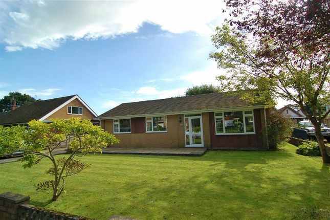 Thumbnail Detached bungalow for sale in Holmes Chapel Road, Congleton