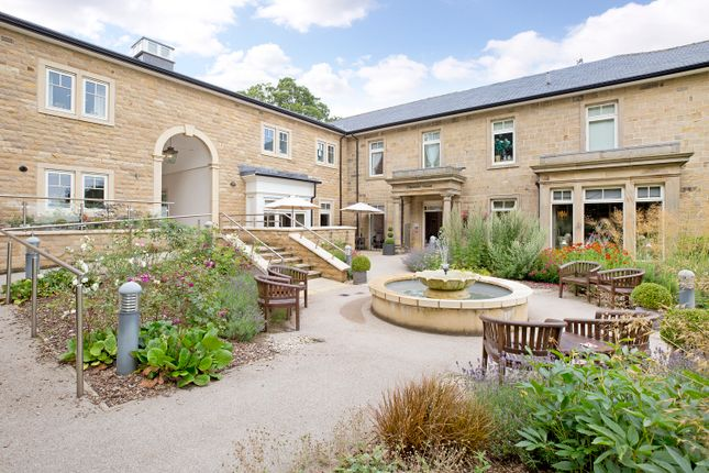 Thumbnail Flat for sale in 6 Clevedon House, Ilkley