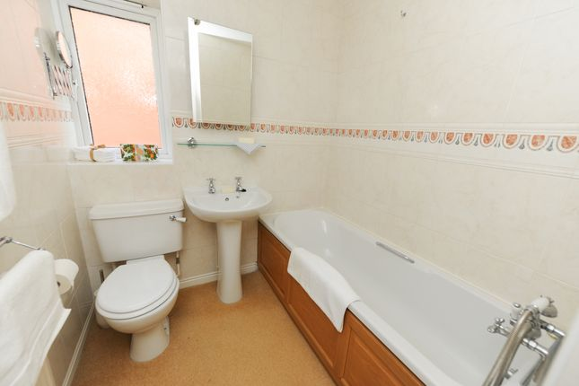 Bathroom of Holme Park Avenue, Newbold, Chesterfield S41