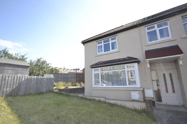Thumbnail Flat for sale in Clare Avenue, Bishopston, Bristol