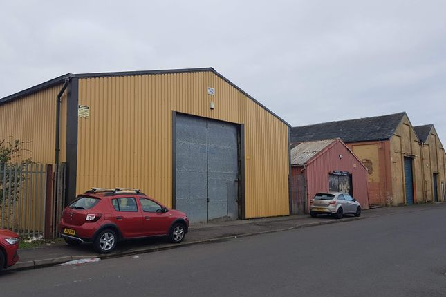 Thumbnail Light industrial for sale in Portland Place, Stevenston