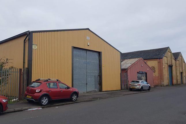 Light industrial for sale in Portland Place, Stevenston