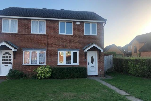 Thumbnail Property to rent in Stocken Close, Olney