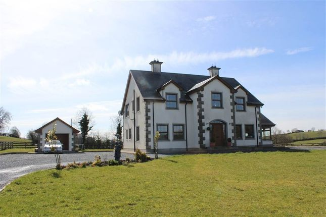 Thumbnail Detached house for sale in Mullaghduff Road, Cullyhanna