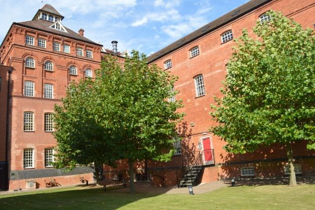 Thumbnail Flat to rent in Castle Brewery, Newark