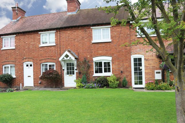 Thumbnail Terraced house to rent in Church Road, Long Itchington, Southam