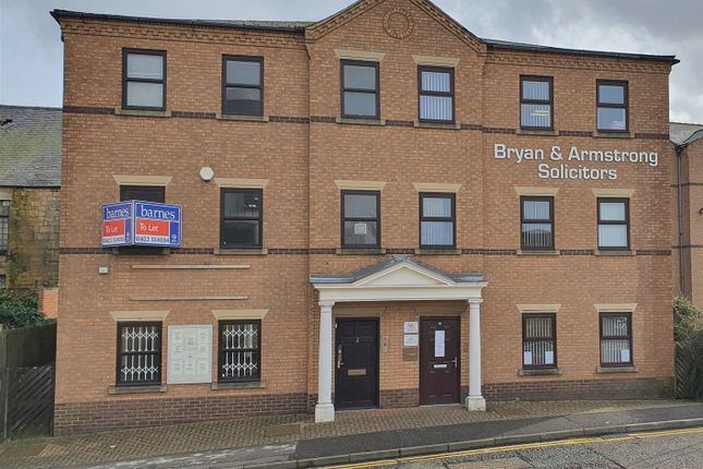 Thumbnail Office to let in St Peter's Court, Station Street, Mansfield