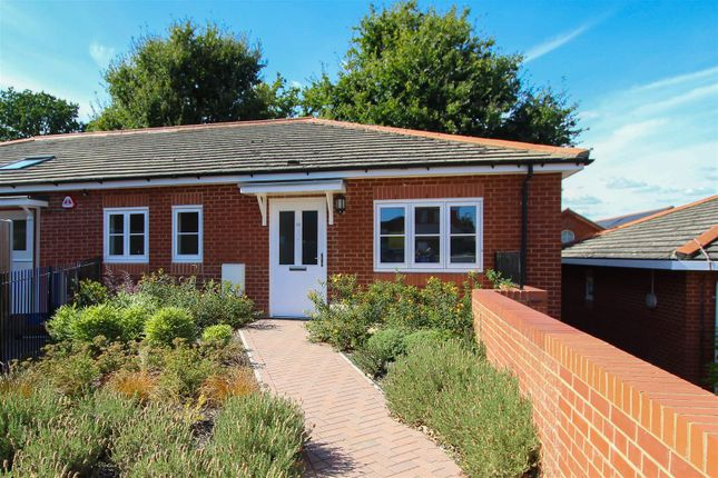 Thumbnail Semi-detached bungalow for sale in Regent Way, Brentwood