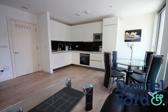 Thumbnail Flat to rent in Trematon Walk, London