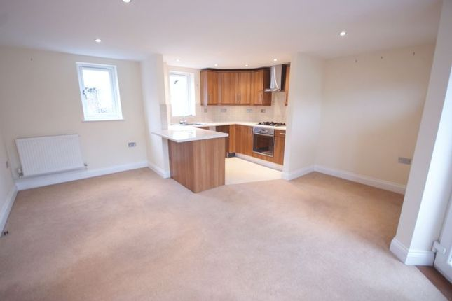 Thumbnail Flat for sale in Milvil Road, Lee On The Solent