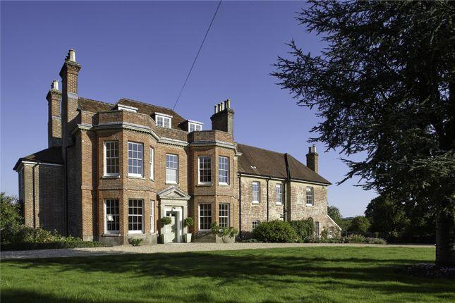 Thumbnail Detached house for sale in Garrison Hill, Droxford, Southampton, Hampshire