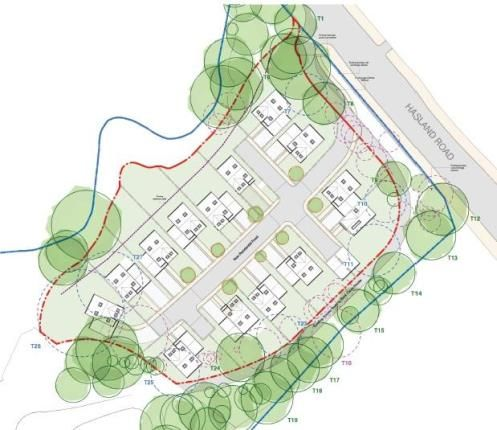 Thumbnail Land for sale in Hasland Road, Chesterfield, Derbyshire