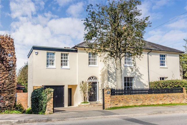 Thumbnail Semi-detached house for sale in Elstree Road, Bushey Heath, Hertfordshire