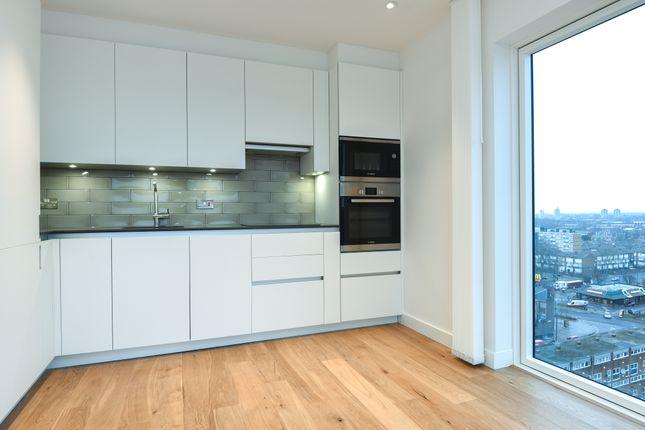 Thumbnail Flat to rent in Maud Street, London
