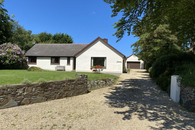 3 bed detached bungalow for sale in Dinas Cross, Newport SA42