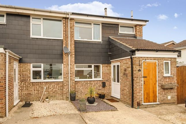 Thumbnail Semi-detached house for sale in Woodgate Close, Grove, Wantage
