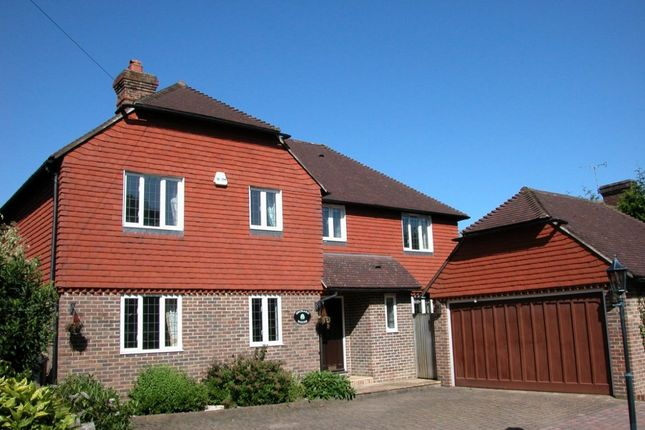Thumbnail Detached house to rent in Beech Hill, Wadhurst