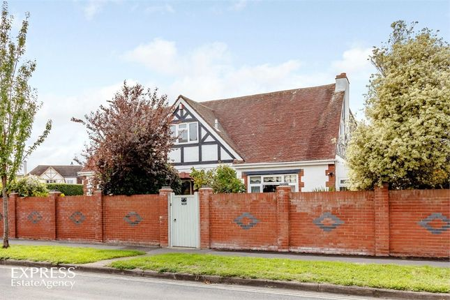 Thumbnail Detached house for sale in Milvil Road, Lee-On-The-Solent, Hampshire