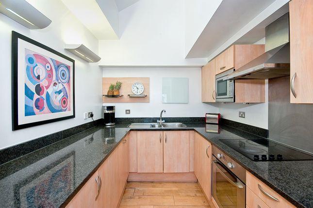 Kitchen of Carlton Gate, Admiral Walk, Maida Vale, London W9