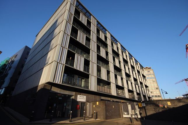 Thumbnail Flat to rent in The Hub, Clive Passage Way, Birmingham