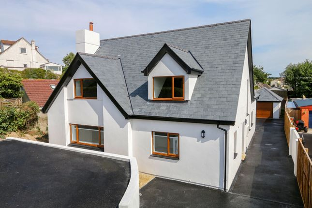 Thumbnail Detached house for sale in Golvers Hill Road, Kingsteignton, Newton Abbot