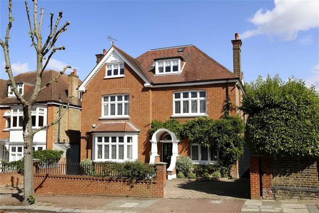 Thumbnail Detached house for sale in St Simons Avenue, Putney