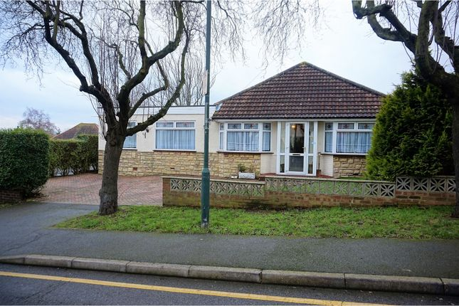 Thumbnail Detached bungalow for sale in Coniston Road, Bexleyheath