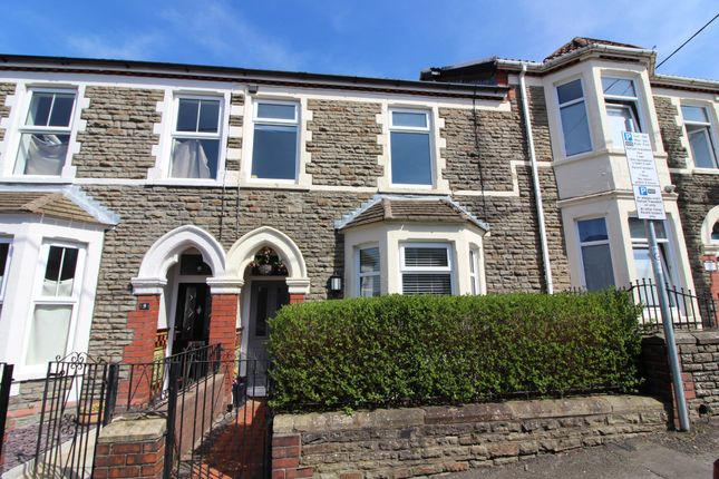 Thumbnail Terraced house for sale in Bradford Street, Caerphilly, Caerphilly