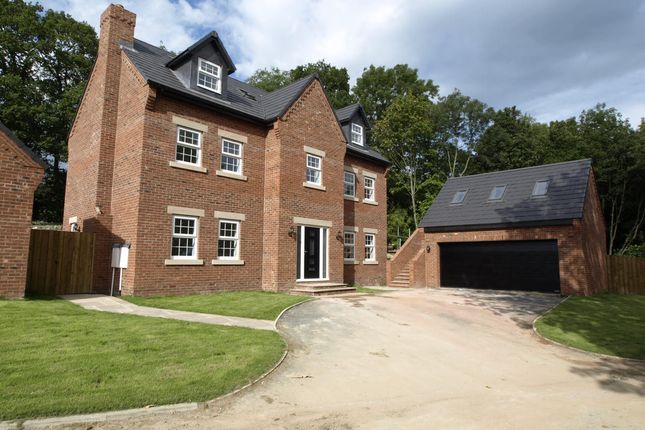Thumbnail Detached house for sale in Keresforth Hill Road, Barnsley