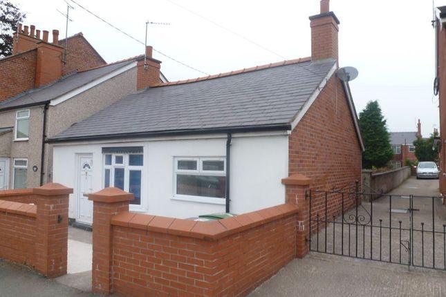 Thumbnail Bungalow to rent in Roberts Lane, Rhosllanerchrugog, Wrexham