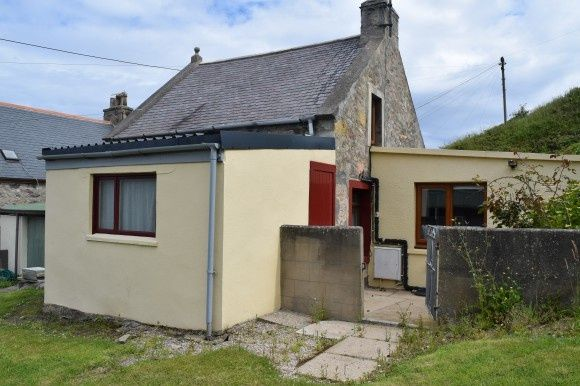 Thumbnail Cottage to rent in Ogilvie Street, Buckie