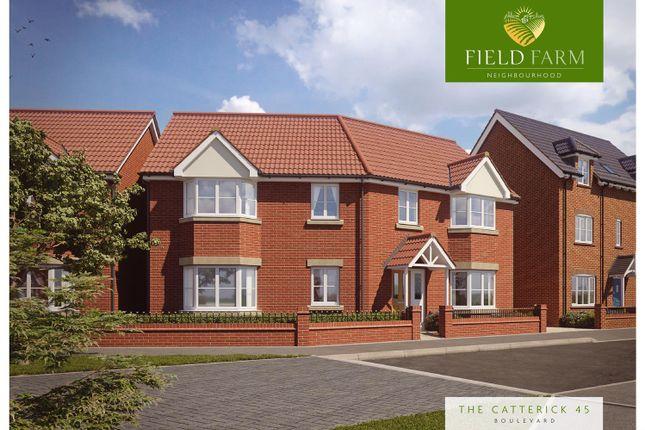 Thumbnail Detached house for sale in Field Farm, Ilkeston Road, Stapleford