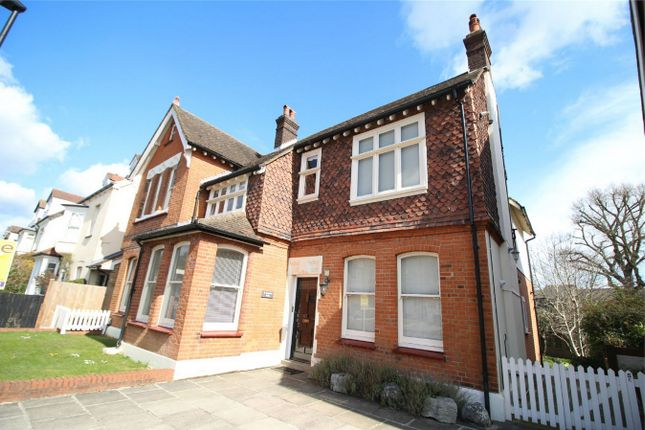 Thumbnail Flat for sale in Glebe Avenue, Enfield, Middx